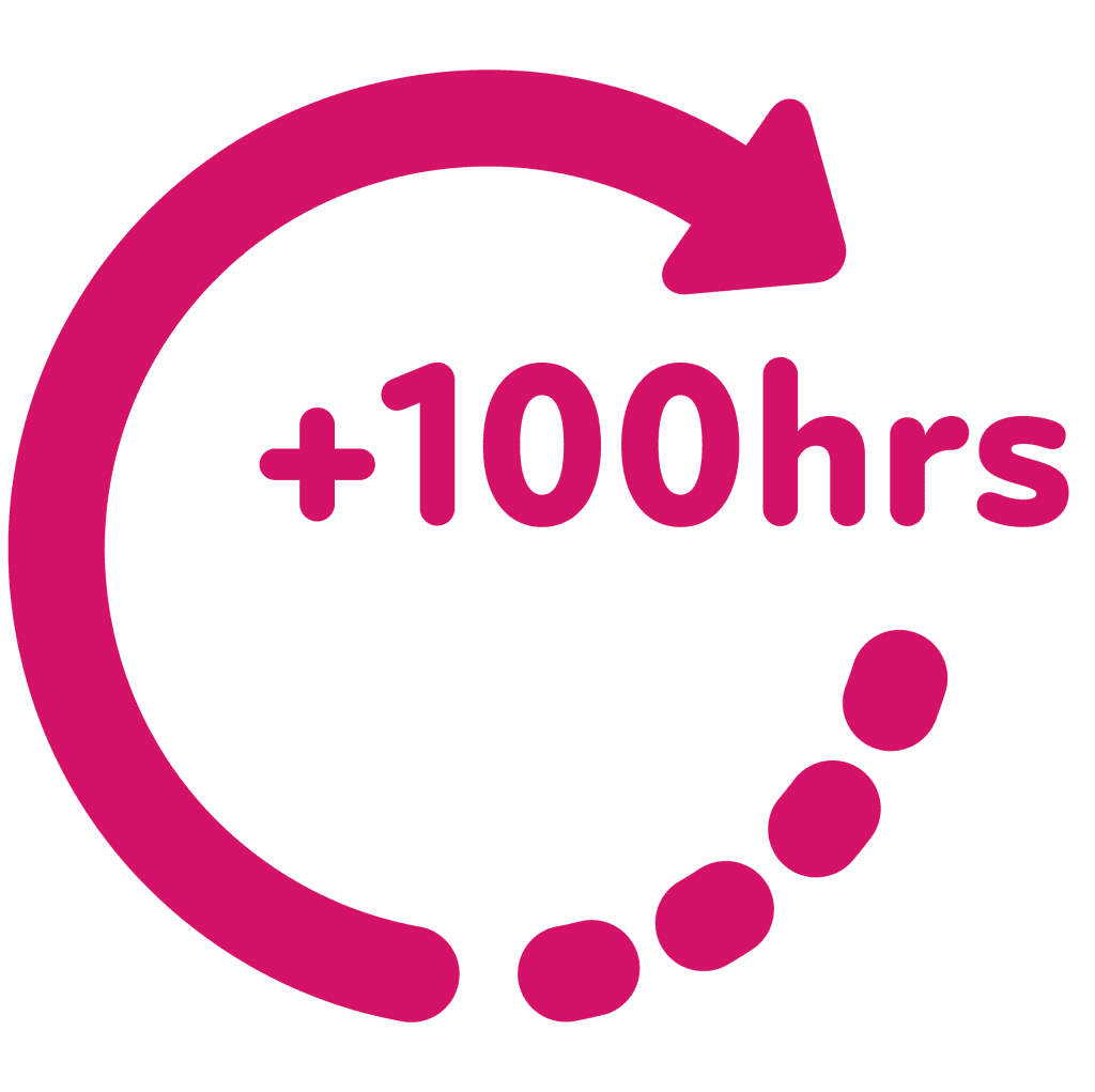100+ man hours a single paper-based tendering process