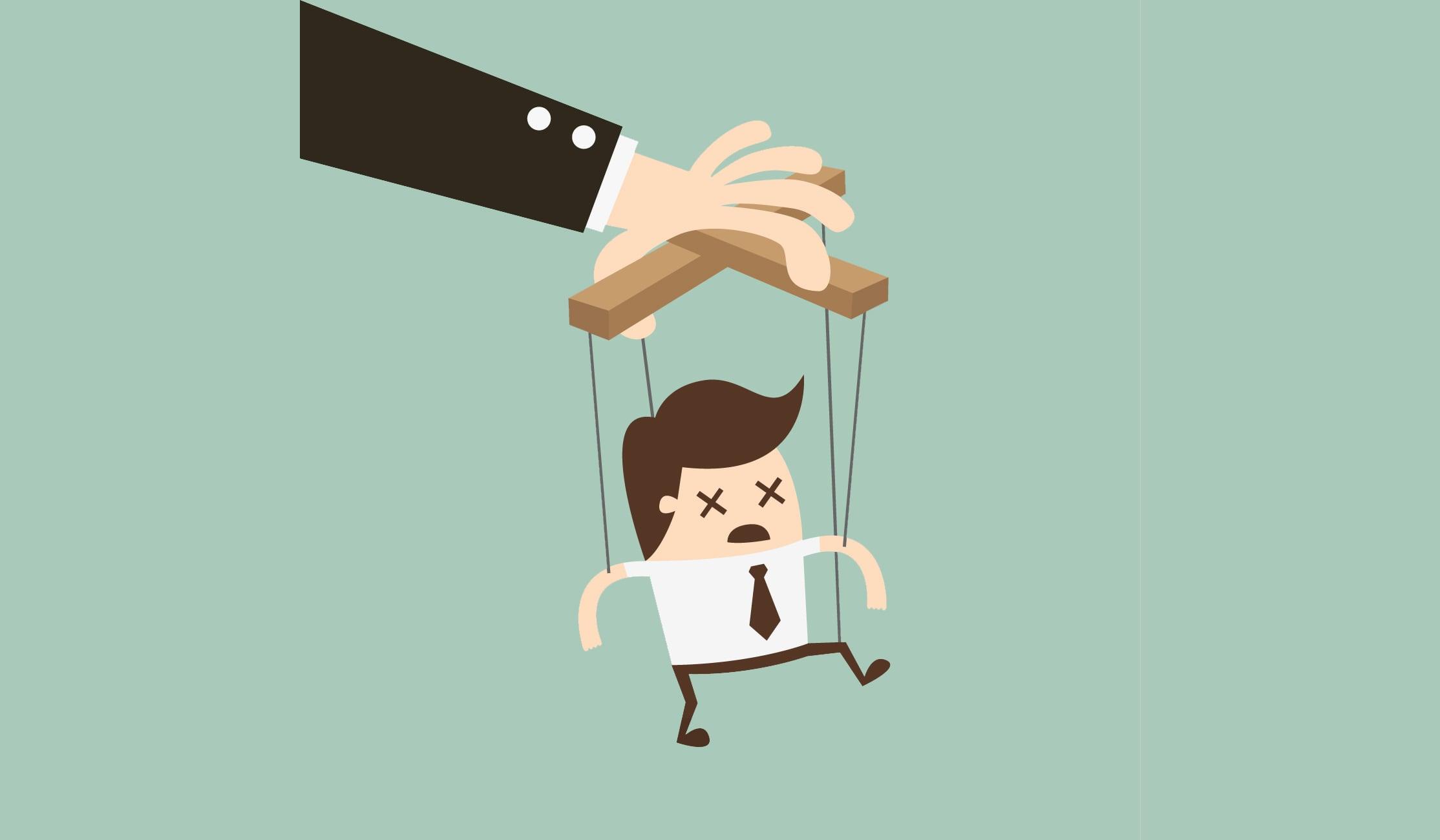 Avoid micromanagement