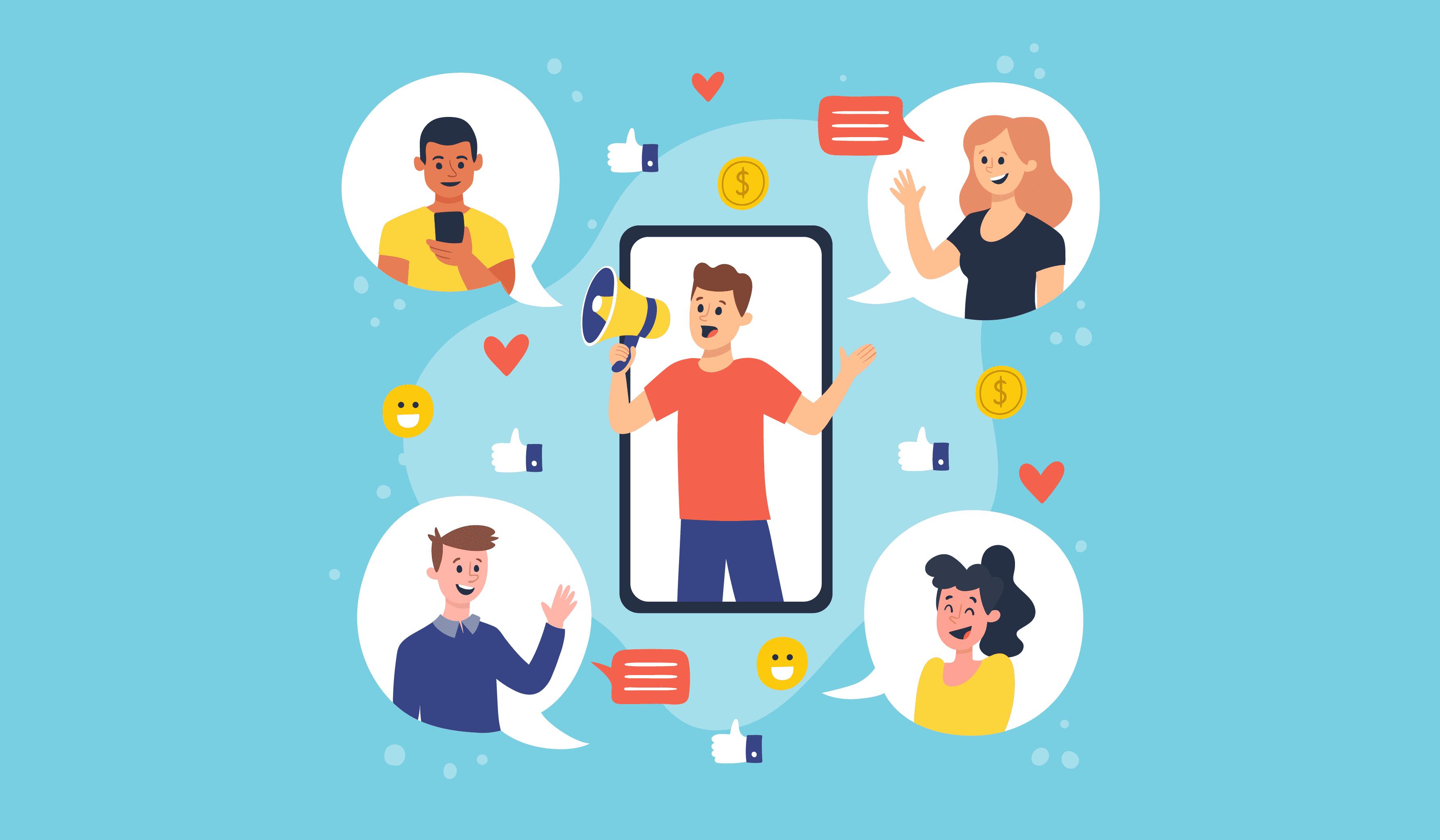 Open communication channels