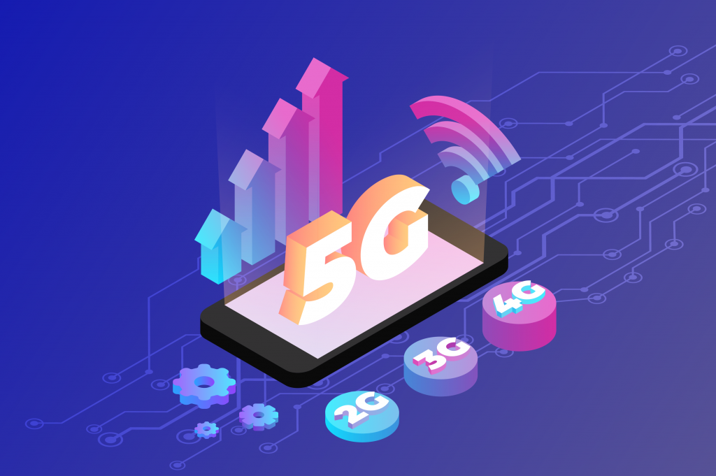 Comparison of 5g and 4g: 5G is widely believed to be smarter, faster and more efficient than 4G