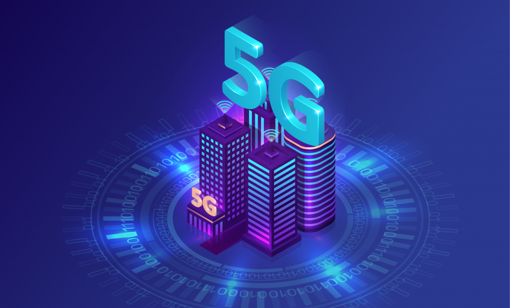 5G Wave in Proptech industry: Humanoid Robots and Virtual Reality in Property Viewing