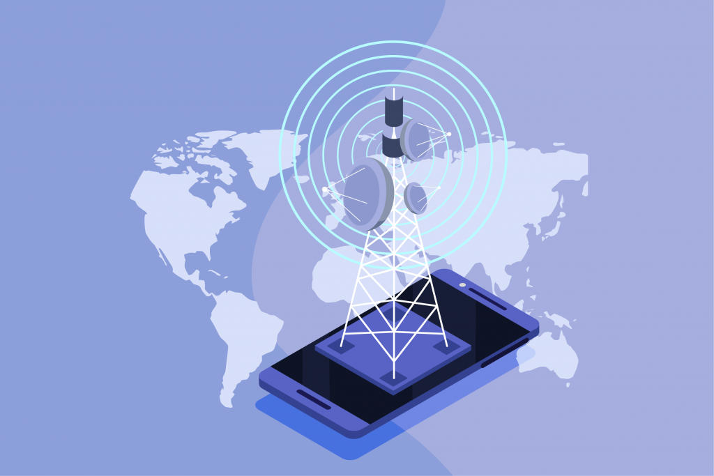 5G technology employed with Proptech can still be utilised for outdoor building security purposes